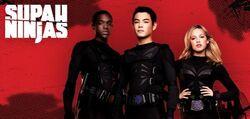 Supah Ninjas cast