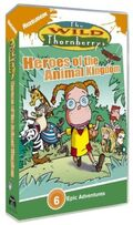 The Wild Thornberrys Heroes of the Animal Kingdom VHS