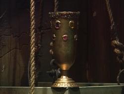 Golden Goblet of Attila the Hun