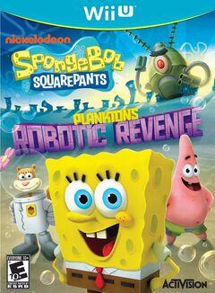 Robot Revenge Wii U