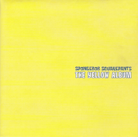 File:SpongeBob The Yellow Album.jpg