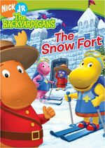 BackyardigansSnowFortDVD