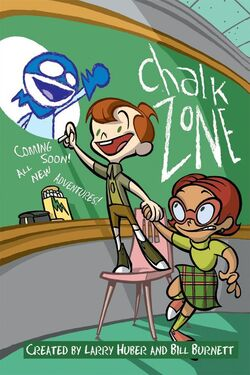 ChalkZone promotional artwork