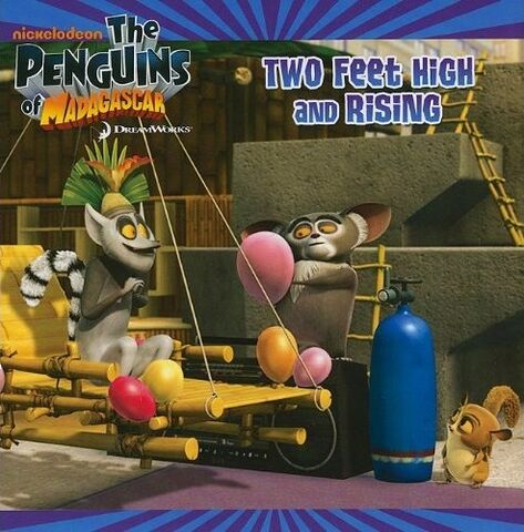 File:Penguins of Madagascar Two Feet High and Rising Book.jpg