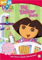 Dora the Explorer Big Sister Dora DVD
