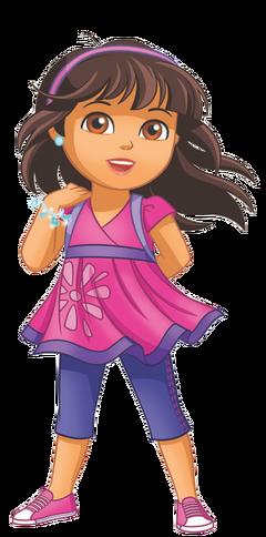 DoraAndFreinds(Dora M)