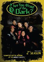 Are You Afraid of the Dark Scary 2nd Season DVD