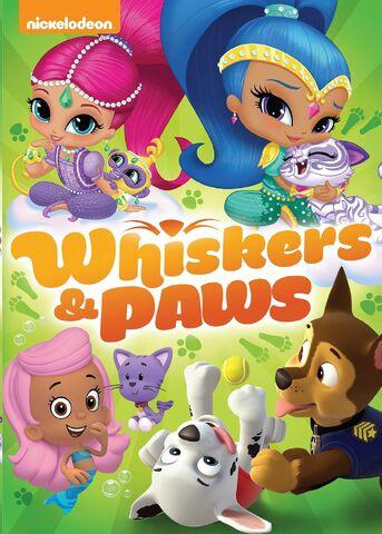 File:Nickelodeon Favorites Whiskers & Paws DVD.jpg