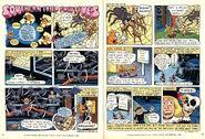 Nickelodeon Magazine comic Southern Fried Fugitives September 1998