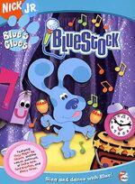 Blue's Clues Bluestock DVD