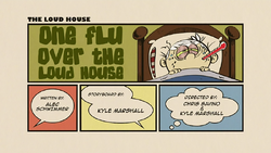 Title-One Flu Over the Loud House