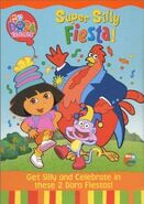 Dora the Explorer Super Silly Fiesta! DVD