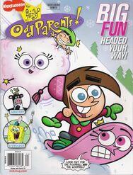 Nick Comics Presents FOP Winter 2009