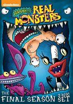 AaahhRealMonsters Season4 DVD