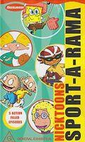 Nicktoons Sport-a-Rama VHS
