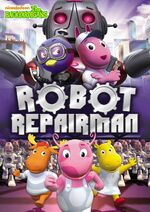BackyardigansRobotDVD