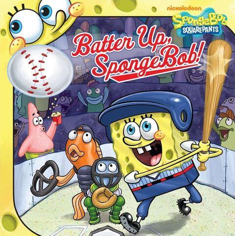 File:SpongeBob Batter Up SpongeBob! Book.jpg