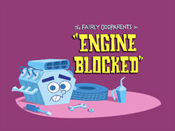 Titlecard-Engine Blocked