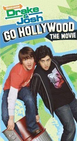 File:Drake and Josh Go Hollywood VHS.jpg