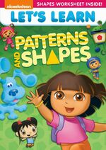 Let's Learn Patterns and Shapes DVD