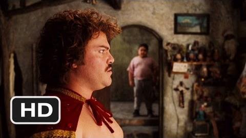 Stretchy Pants - Nacho Libre (3 10) Movie CLIP (2006) HD