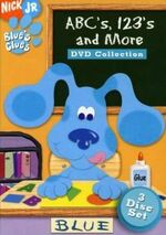 Blue's Clues ABC's 123's and More Collection DVD