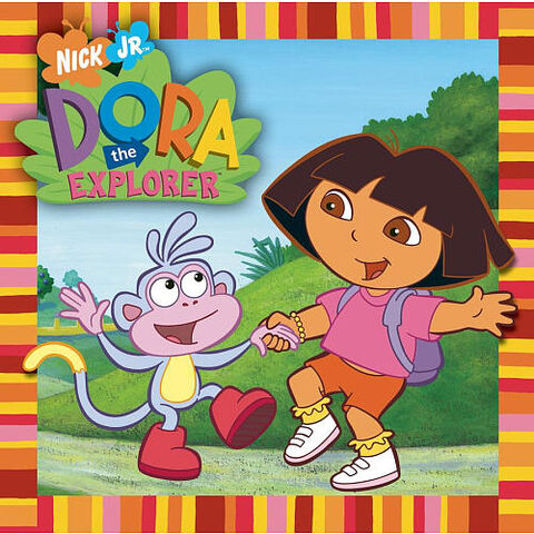 File:Dora the Explorer CD.jpg