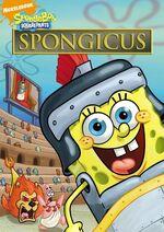 SpongeBob DVD - Spongicus