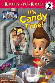 File:Jimmy Neutron It's Candy Time! Book.jpg