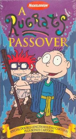 File:Rugrats Passover VHS.jpg