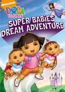 Dora the Explorer Super Babies' Dream Adventure DVD