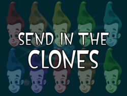 Send in the Clones (Title Card)