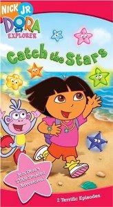File:Dora the Explorer Catch the Stars VHS.jpg