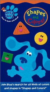 File:Blue's Clues Shapes And Colors! VHS.jpg