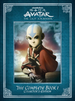 Avatar Complete Book 1 Collector's Edition