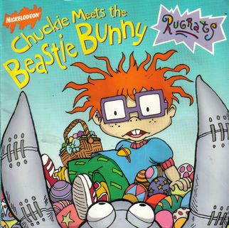 File:Rugrats Chuckie Meets the Beastie Bunny Book.jpg