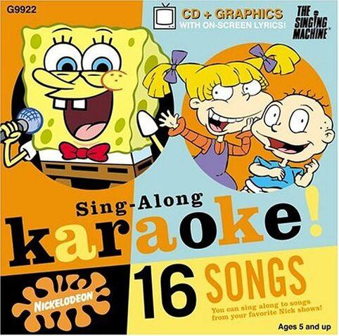 File:Nickelodeon Sing Along Karaoke Vol. 2.jpg