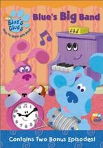 Blue's Clues Blue's Big Band DVD