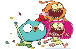 Harvey Beaks group-1423878364