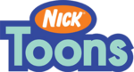 NickToons UK logo (2007-2010)