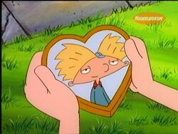 Helga's Arnold locket