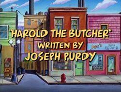 Title-HaroldTheButcher