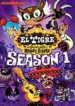 ElTigreThe AdventuresofMannyRivera Season 1