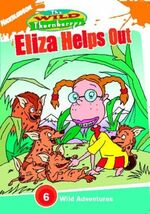 The Wild Thornberrys Eliza Helps Out DVD