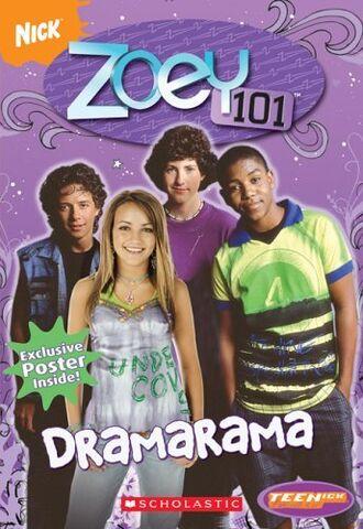 File:Zoey 101 Dramarama Book.jpg