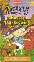 Rugrats Thanksgiving VHS