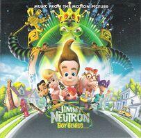 Jimmy Neutron Movie Soundtrack