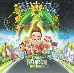 Jimmy Neutron Movie Soundtrack