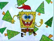 SpongeBob Christmas Who