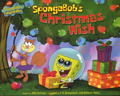 File:SpongeBob SpongeBob's Christmas Wish Book.jpg